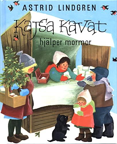 9789129444872: Kajsa Kavat hjälper mormor