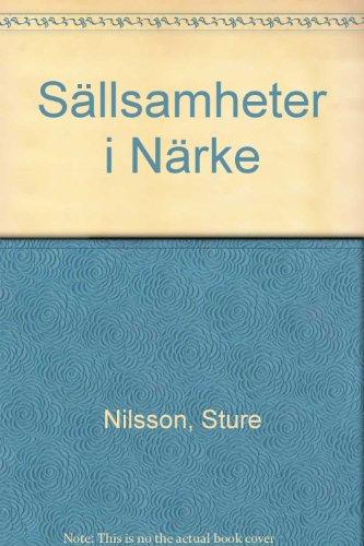 9789129508499: Sällsamheter i Närke
