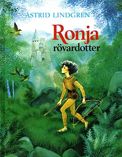Ronja rovardotter (Swedish Edition): Lindgren, Astrid