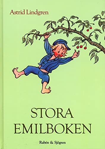 9789129566727: Stora Emil-boken (Swedish Edition)