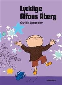 9789129566840: Lycklige Alfons Aberg (Swedish Edition)