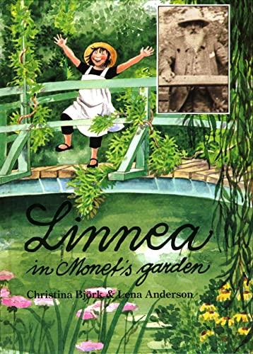 9789129583144: Linnea in Monet's Garden