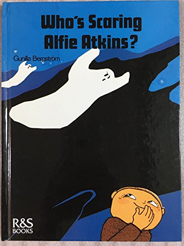 9789129583182: Who's Scaring Alfie Atkins?