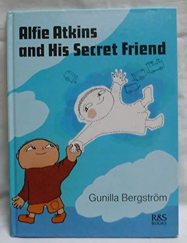9789129596564: Alfie Atkins and His Secret Friend