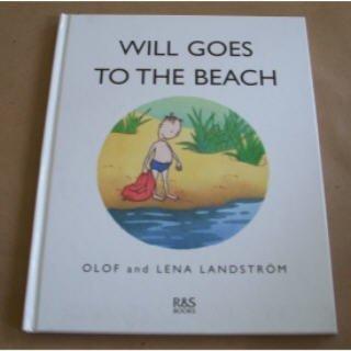 Will Goes to the Beach: Olof Landstrom, Lena Landstrom, Carla Wilberg