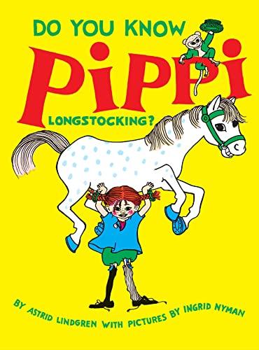 9789129646610: Do You Know Pippi Longstocking?