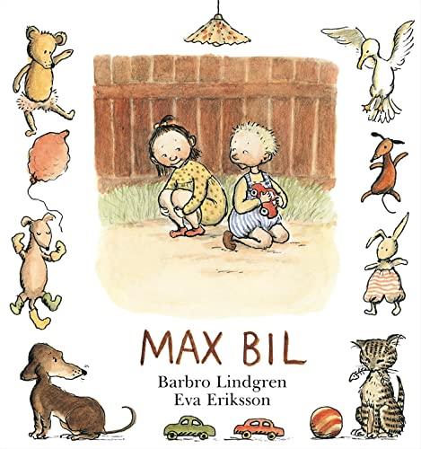 9789129659719: Max Bil