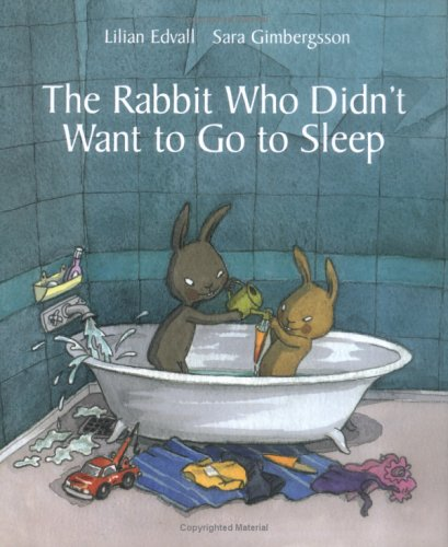 9789129660012: The Rabbit Who Didn't Want to Go to Sleep