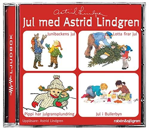 9789129674699: Jul med Astrid Lindgren