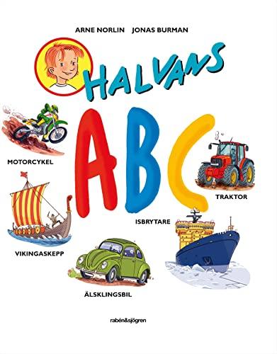 9789129678581: Halvans ABC