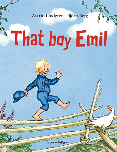 9789129687576: That boy Emil!