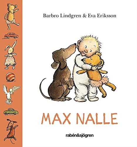 9789129691290: Max nalle