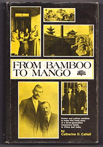 9789133420510: From bamboo to mango