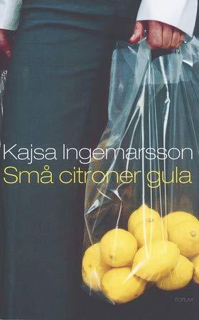9789137123752: Små citroner gula