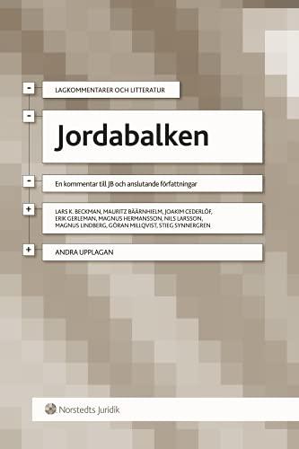 9789139015338: Jordabalken : en kommentar till JB och anslutande f�rfattningar