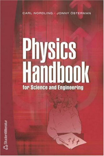 9789144031521: Physics Handbook For Science And Engineering