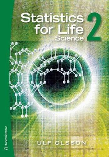 9789144071497: Statistics for Life Science: 2