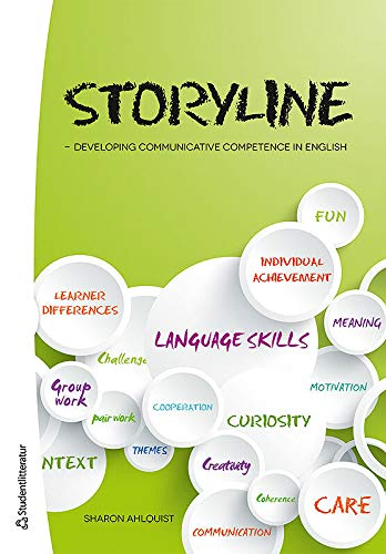 9789144081632: STORYLINE: Developing Communicative Competence in English