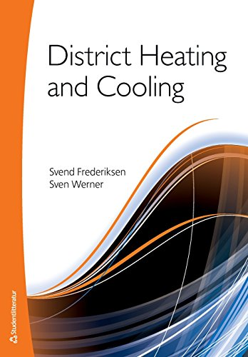 9789144085302: District Heating and Cooling