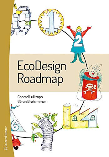 Ecodesign Roadmap (Paperback): Conrad Luttropp, Goran Brohammer