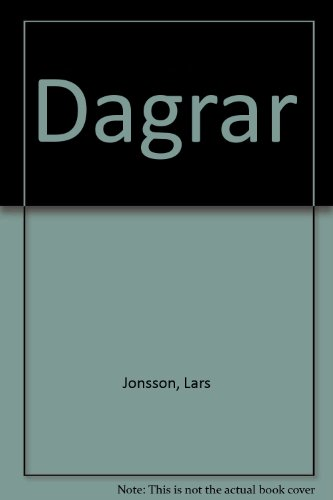 9789146176459: Dagrar (Swedish Edition)
