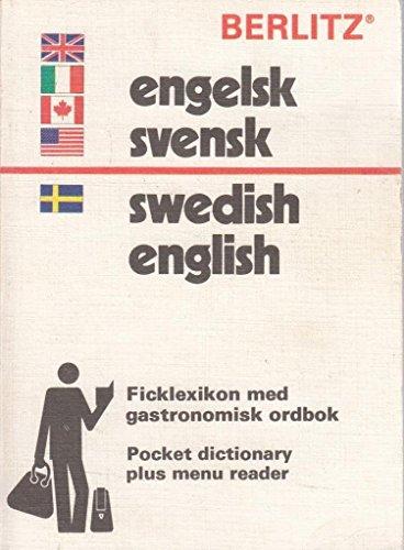 9789146199168: Engelsk / Svensk - Swedish / English Pocket Dictionary Ficklexikon Med