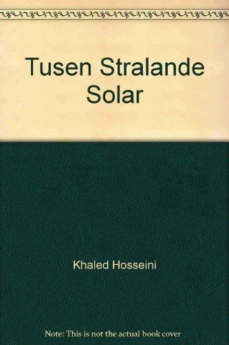Tusen Stralande Solar: Khaled Hosseini