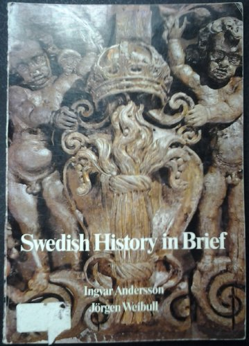 9789152000373: Swedish History in Brief