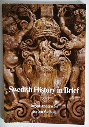 9789152000878: Swedish history in brief