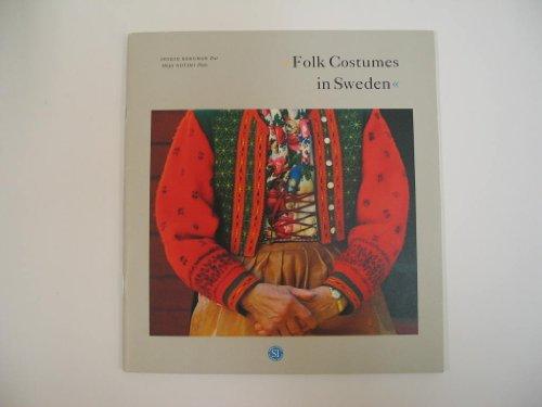 Folk Costumes in Sweden: Bergman, Ingrid