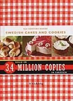 9789153426844: Swedish Cakes and Cookies