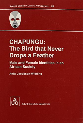 Chapungu: The Bird that Never Drops a: Anita Jacobson-Widding