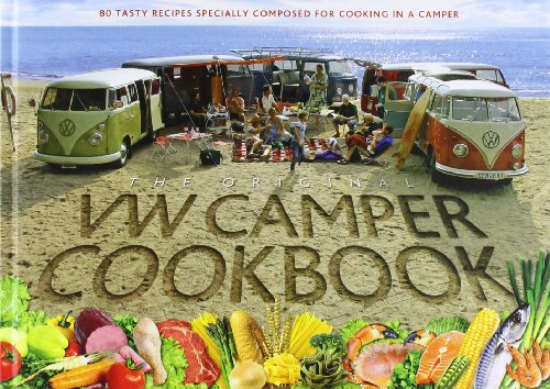 9789163196843: The Original VW Camper Cookbook: 80 Tasty Recipes Specially Composed for Cooking in a Camper: 1