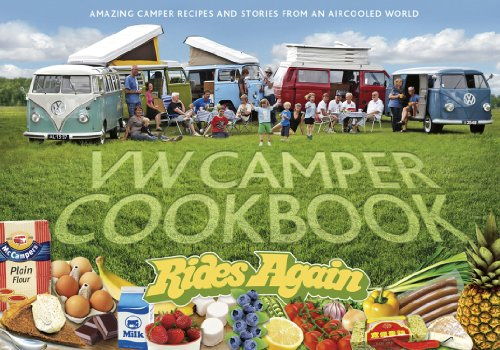 VW Camper Cookbook Rides Again: Hannu, Lennart