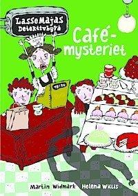 Cafà mysteriet: Martin Widmark