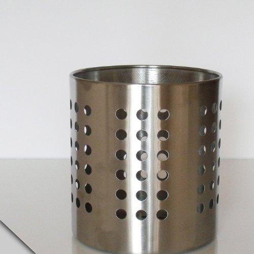 9789170010064: Smart Angel IKEA - ORDNING Cutlery Caddy, Stainless Steel