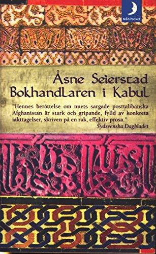 9789170010422: Bokhandlaren i Kabul
