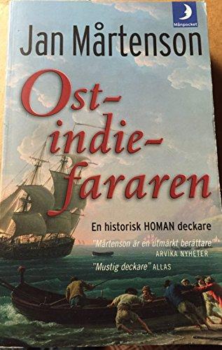 9789170012990: Ost-indie-fararen