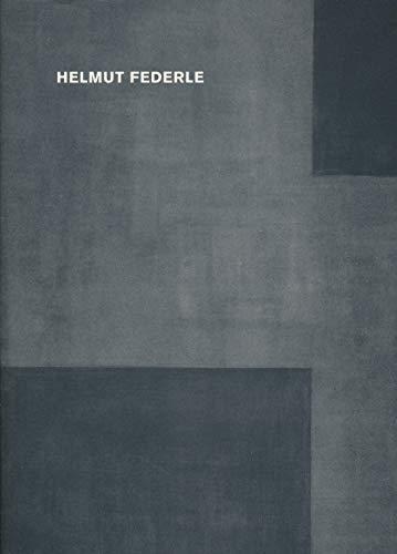 Helmut Federle: 6 juni-9 augusti 1992, Kunsthalle: Federle, Helmut M