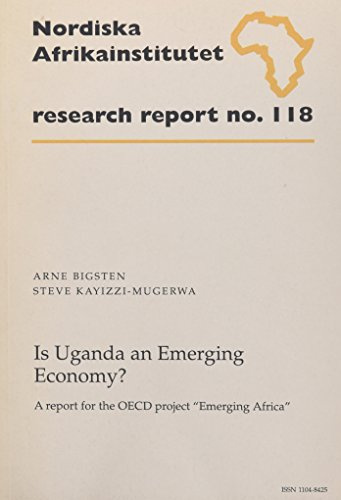 9789171064707: Is Uganda an Emerging Economy?: A report for the OECD project