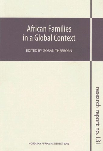 9789171065612: African Families in a Global Context (Research Report (Nordic Africa Institute))