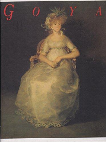 Goya (Nationalmusei utstallningskatalog): Juan J Luna