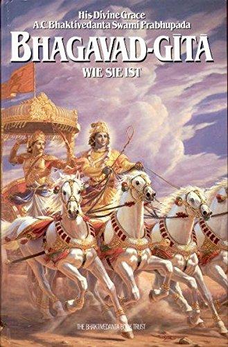 9789171490599: Bhagavad-gita As It Is: Complete Edition with original Sanskrit text, Roman transliteration, English equivalents, translation and elaborate purports