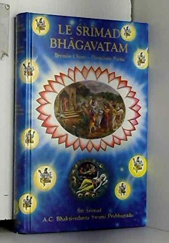 9789171492401: Le Srimad Bhagavatam Premier Chant deuxieme partie