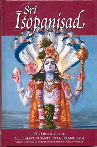 9789171494399: Bhaktivedanta Swami Prabhupada, A: Sri Isopanisad