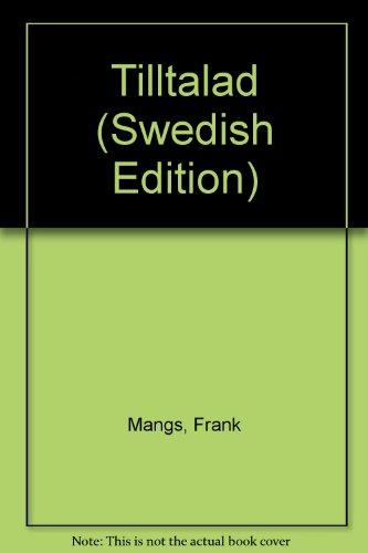 9789171949974: Tilltalad (Swedish Edition)