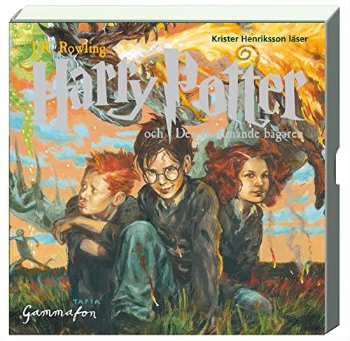 9789172258716: Harry Potter Och Den Flammande Bäga