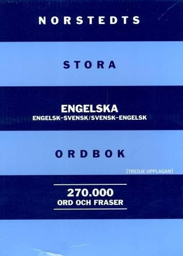 9789172271777: Norstedts Comprehensive English-swedish, Swedish-english Dictionary