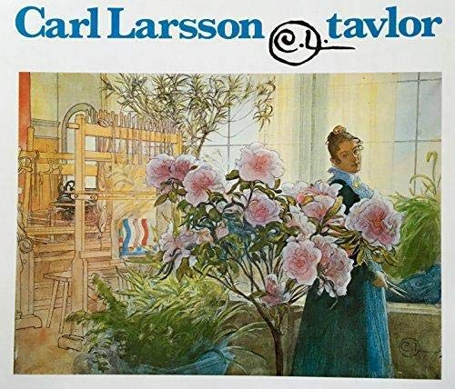9789172600775: Carl Larsson, tavlor (Swedish Edition)