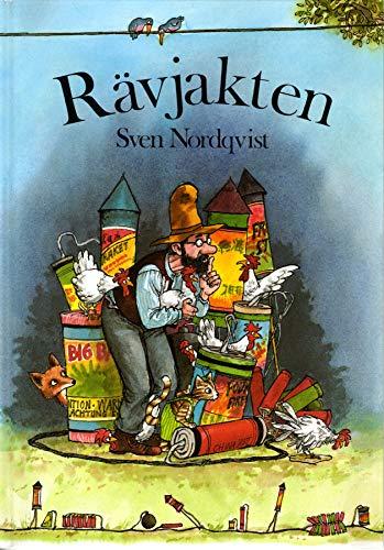 Ra?vjakten (Swedish Edition): Nordqvist, Sven